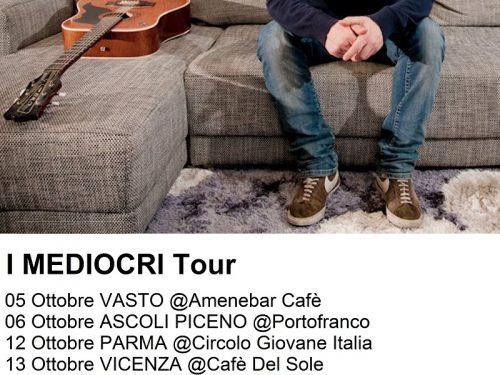 Sabato 3 Novembre Michele Maraglino live @Loop Cafè di Perugia per la prima volta con la band