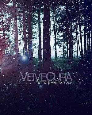 VeiveCura finalmente in tour in Italia