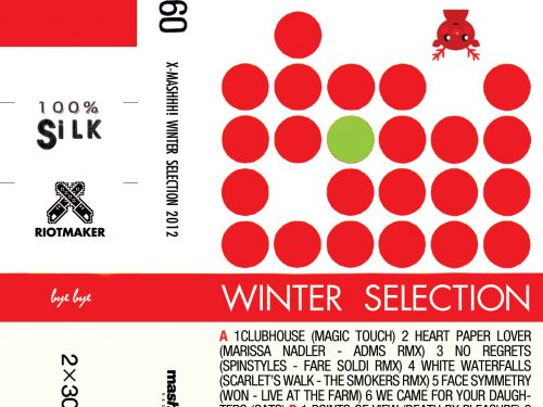 X-MASHHH! WINTER SELECTION la compilation natalizia targata Mashhh! Records