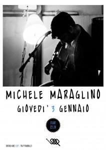 """Michele Maraglino presenta """"I MEDIOCRI"""" per la prima volta a Taranto @Circolo Arci Loop – Giovedì 3 Gennaio"""