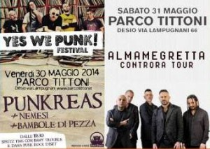 I concerti del weekend di Parco Tittoni