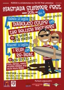 "Torna l'imperdibile evento vintage ""Masnada Summer Fest"""