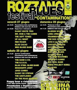 """A Rozzano la III edizione del """"Rozzano Blues Festival"""" 2014"""