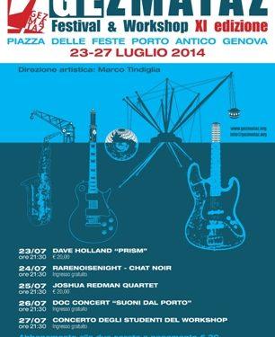 Concerto del trio Chat Noir al Gezmataz Festival & Workshop