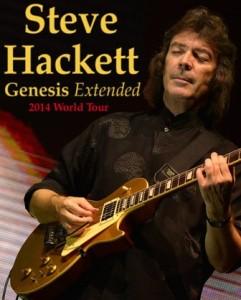 STEVE HACKETT in concerto!