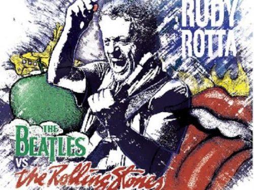 The Beatles vs The Rolling Stones: il tributo del grande bluesman Rudy Rotta
