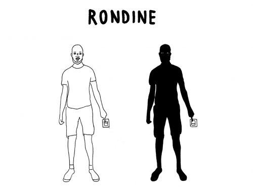 """Il Rondine """"Può capitare a chiunque ciò che può capitare a qualcuno"""" out 14 Ottobre"""
