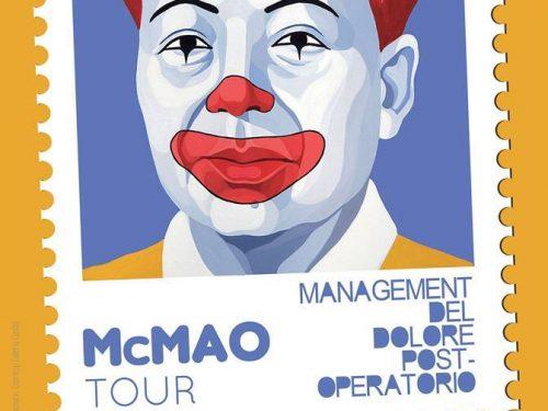 Management del dolore in MCMAO TOUR – Dicembre 2014