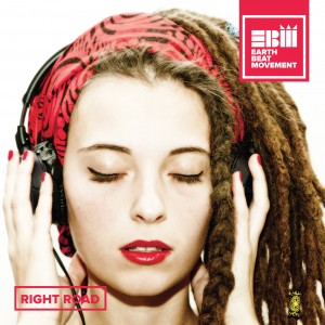 Earth Beat Movement presentano il nuovo album RIGHT ROAD