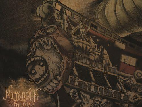 L'esordio discografico dei Narrenschiff