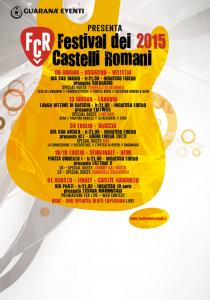 FESTIVAL DEI CASTELLI ROMANI 2015