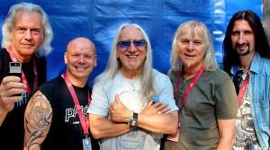 Uriah Heep live a Boretto (RE) 01 agosto 2015