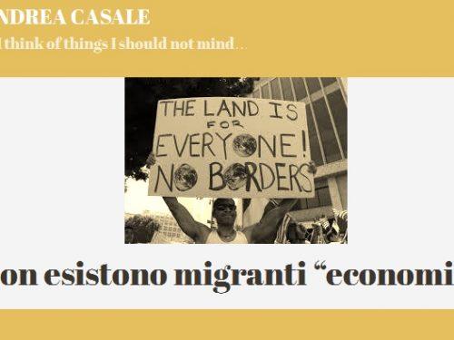 Andrea Casale, cantautore e non solo: nasce AndreaCasaleBlog