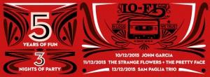 5° ANNIVERSARIO DELL'ARCI LO-FI Milano                            Via Dei Pietro e Giuseppe Pestagalli 27 MILANO