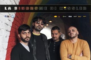 [Recensione] La Sindrome di Kessler, nuove emozioni rock della band romana