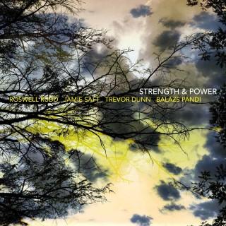Roswell Rudd, Jamie Saft, Trevor Dunn, Balazs Pandi – Strength & Power – RareNoise Records