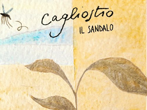 """Cagliostro debutta il 2 Aprile con """"Il Sandalo"""", presentazione allo Sparwasser di Roma"""