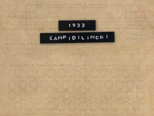 """""""1933"""", il nuovo EP di Campidilimoni"""