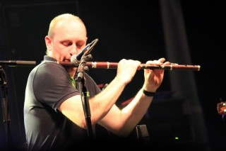 Sabato 28 maggio @ LO SPIRITO DEL PIANETA Mc Goldrick Band