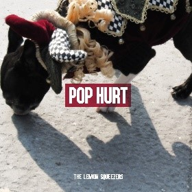 THE LEMON SQUEEZERS  presentano  Reload  tratto dal nuovo album  POP HURT