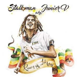 Running on Jah Way, il primo disco di Stalloman aka JuniorV