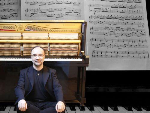 Roberto Guerra presenta il disco Riflessi (emotional piano)