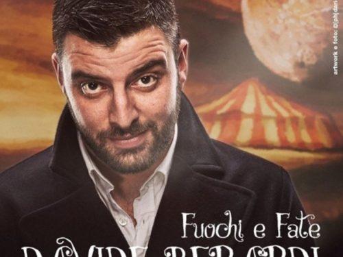 Ecco Fuochi e Fate, il nuovo album di Davide Berardi