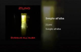 """I """"21UNO"""" PRESENTANO SVEGLIO ALL'ALBA"""