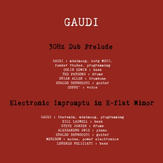 GAUDI – EP (Rare Noise Records)