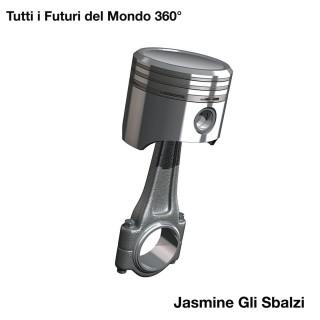 Tutti i Futuri del Mondo 360°, il nuovo EP dei Jasmine gli Sbalzi