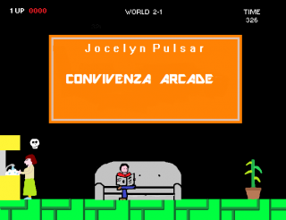 Convivenza Arcade è il nuovo video in Home Page – Intervista a Jocelyn Pulsar