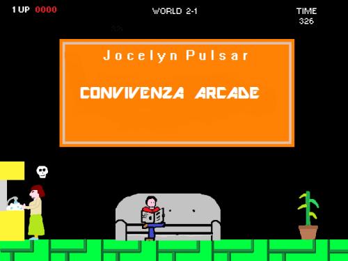 Convivenza Arcade è il nuovo video in Home Page – Intervista a Jocelyn Pulsar