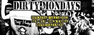 Lunedi' 30 gennaio riprende la serata rock'n'roll NUMERO UNO a MILANO… Al Nepentha Club… OPENING PARTY 2017