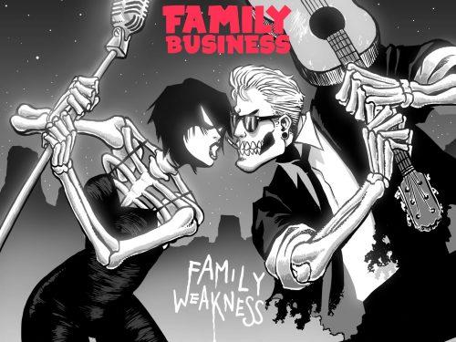 """FAMILY BUSINESS presentano """"TEARS OF FIRE""""… Un bellissimo video di animazione di un brano tratto dal loro nuovo album"""