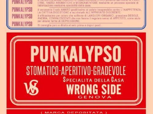 "[Recensione] WRONG SIDE ""PUNKALYPSO"" (La Clinica Dischi 2017)"
