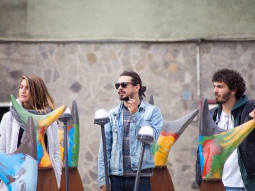 PUNKALYPSO, l'album d'esordio dei WRONG SIDE, fuori dal 12 Giugno per La Clinica Dischi