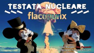 """FLACOPUNX, ex leader dei Punkreas presenta… """"Testata nucleare"""", il nuovo video tratto dal disco """"Coleotteri"""""""