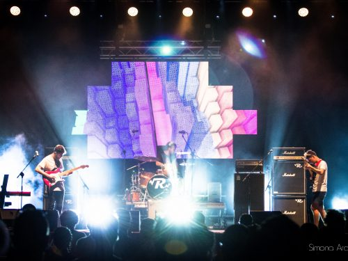 Nuovi brani e debutto europeo per i The Pier al Waves Vienna 2017