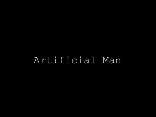 Chrome Sky presentano il video di Artificial Man tratto dall'album Artificial
