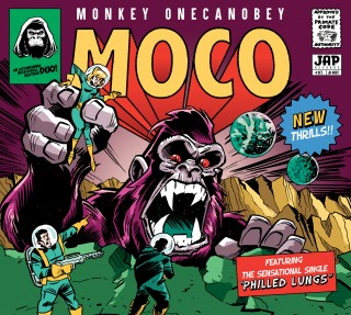 MONKEY ONECANOBEY- Moco  (Jap Records)