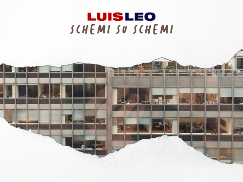 Luis Leo presenta Schemi su schemi, il nuovo singolo che anticipa l'album d'esordio