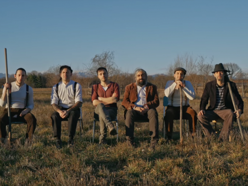 I DIRTY BASTARDS PRESENTANO IL NUOVO VIDEO (LADS FROM THE COUNTRYSIDE) TRATTO DALL'ALBUM HANDMADE