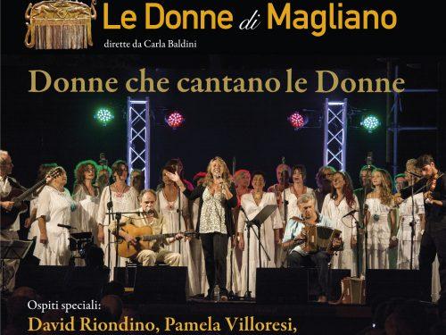 LE DONNE DI MAGLIANO – Donne che cantano le donne (Believe)