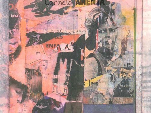 CARMELO AMENTA – L'arte dell'autodistruzione  (Altipiani / BarbieNojaRecordings / AudioGlobe/Believe)