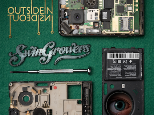SWINGROWERS –  Outsidein  (Freshly Squeezed Music)