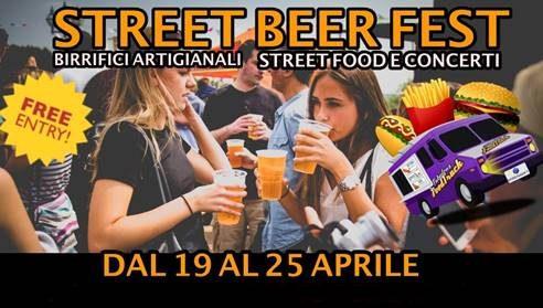 Dal 19 al 25 aprile, @ AREA STORIE METROPOLITANE, Street Beer Fest Salone Del Mobile. 7 giorni di street food, birre artigianali, concerti di Folco Orselli, Pink Floyd Tribute e altri, animazione per bambini