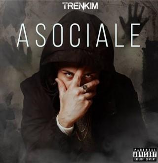 """È già stato trasmesso su Deejay e 105 con """"Ballo io"""" (prodotto da DJ Jad, ex Articolo 31)… Ora torna con un brano che ci fa vedere il mondo con gli occhi di ghiaccio di un """"asociale""""… TRENKIM presenta """"Asociale"""""""