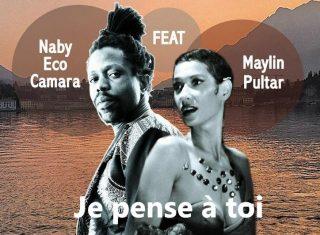 """Naby Eco Camara presenta il video """"Je pense a toi"""" featuring Maylin Pultar, anteprima del nuovo cd dell'artista che uscirà l'anno prossimo"""