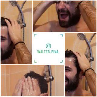 """Nel videoclip del nuovo singolo di Walter Piva un """"bagno"""" di Instagram stories!"""