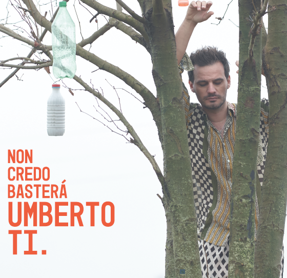"Umberto Ti.  ""Non Credo Basterà"" – dal 6 Marzo 2019  CD & Digitale – New Model Label – dist. Audioglobe"
